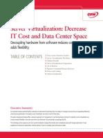 Server Virtualization Feb 12 2010