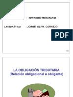 La Obligacion Tributaria