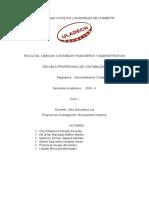 Documentos Internos Resumen 1