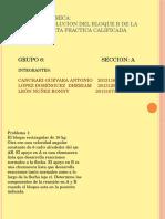 Presentacion de Problemas Cinetica Del Cuerpo Rigido