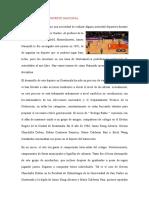 Historia Del Baloncesto Nacional