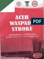 Aceh Waspada Stroke