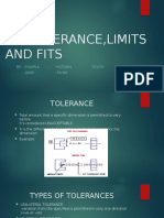 Presentation (Tolerance Limit and Fits)