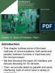Basic IO Interface-I maks