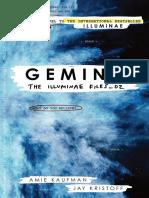 Gemina: The Illuminae Files_02 by Amie Kaufman and Jay Kristoff Excerpt