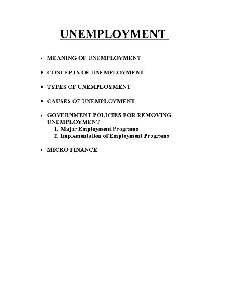Democracy essay in english unemployment