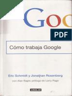 Como Trabaja Google