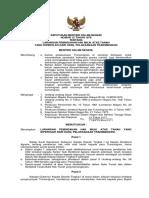 KMDN 12 1978 Larangan Pemindahan Hak Milik Atas Tanah Transmigrasi