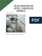 Planta de Proceso de Alimentos Concha de Abanico