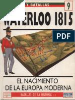 61859114 Ejercitos y Batallas 09 Waterloo 1815