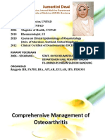 02Comprehensive Management of OA Utk Family Physician
