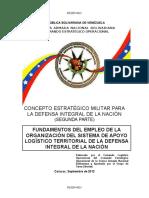 Fundamentos de Empleo Logisticos Salte Unefa Maracay