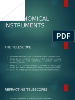 ASTRONOMICAL INSTRUMENTS.pptx