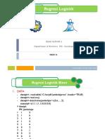 PPT_regresi Logistik Biner Dan Poisson
