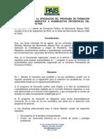 Instructivo Programa de Formación a PRECANDIDATOS AP1 1