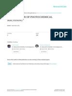 Optimization of Photochemical Machining