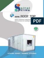 Fisa Catalog Rooftop RTSKF-M 18101