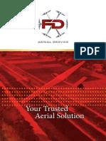 Company Profile-FD Aerial Service
