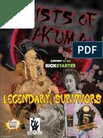 The Mists of Akuma - Primer (10041167)