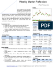 Weekly Currency Market Report