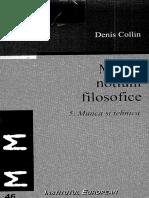 Dennis Collin - Marile Notiuni Filosofice 5, Munca Si Tehnica