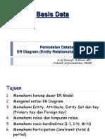 Minggu-02 (Pemodelan Database Dengan ERD)