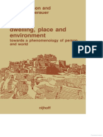 Dwelling, Place and Environment.pdf