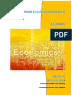 Materi Lks Ekonomi Xi 2013
