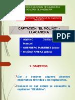Hoy - Captacion El Molino