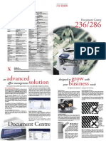 Xerox Multifunction DC 286
