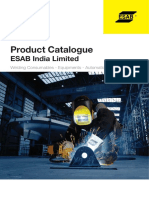 Product Catalogue 2011