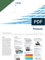 Panasonic Ar2014 e