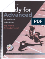 Ready for Advanced - Coursebook 2015