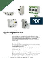 Appareillage-modulaire