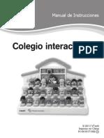 Manual Colegio Interactivo Vtech