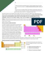 Estructura y Organización de La Tabla Periódica - 2014