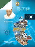Karnataka Industrial Policy 2014