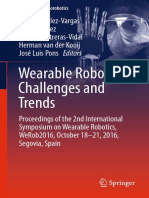 Wearable Robotics Challenges and Trends Proceedings of the 2nd International Symposium on Wearable Robotics