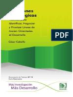 ID - DT 14. Decisiones Estrategicas