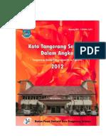 Kota Tangerang Selatan Dalam Angka 2012
