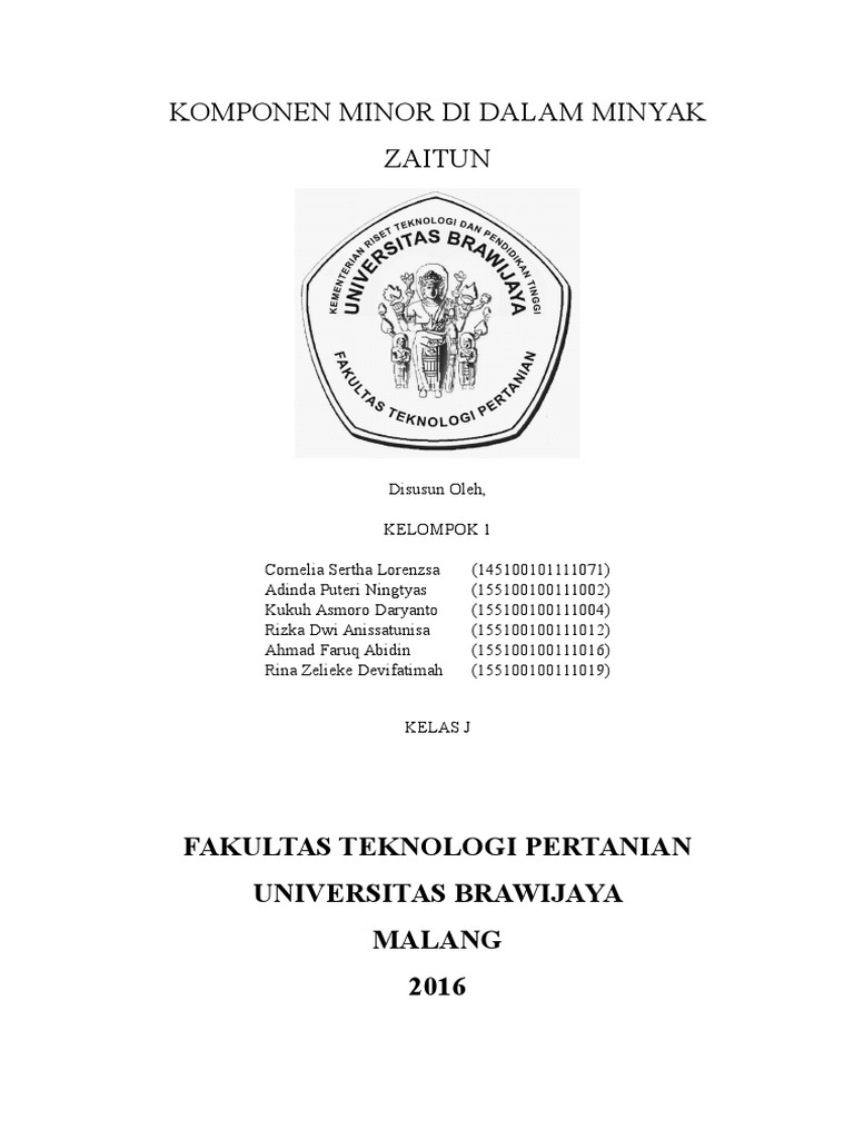 Komponen minor di dalam minyak zaitun ccuart Image collections