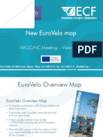 7 New EuroVelo Map and Underperforming Routes