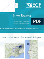 10 New Routes Applications
