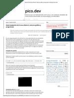 Guía Instalación Arch Linux (Parte II, Entorno Gráfico y Programas) _ El Blog de Pico
