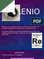 Renio (Elemento)