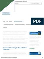 What is Soil Resistivity Testing_ - E&S Grounding