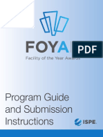 2017 Foya Submission Package