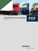 Siemens Loco Diesel