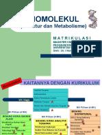 Kimia Organik BIOMOLEKUL matrikulasi.ppt