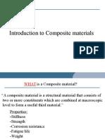 Composite Matls Intro